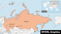 Russiýanyň kartasy