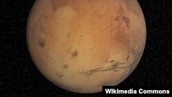 Планеты Солнечной системы Марс.