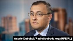 Ukraine -- Vasyl Bodnar, Deputy Minister of Foreign Affairs of Ukraine, Kyiv, 03Oct2018