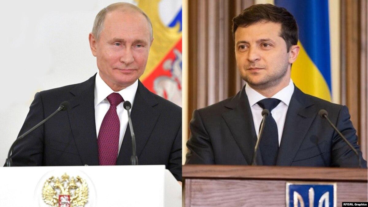 Ваша Свобода | Как Зеленский договорится с Путиным
