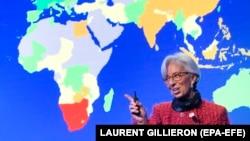 Direktorka MMF-a Kristin Lagard