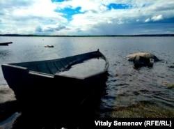 Сяргозеро, Карелия