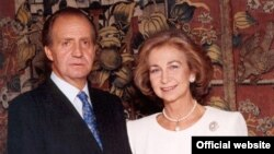 Kral Juan Carlos və kraliça Sofia
