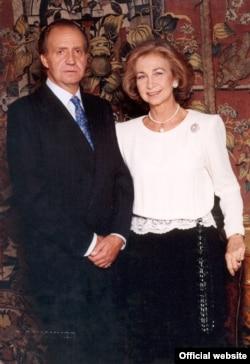 Муж и жена Бурбоны