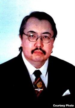 Тимур Бейсембиев.