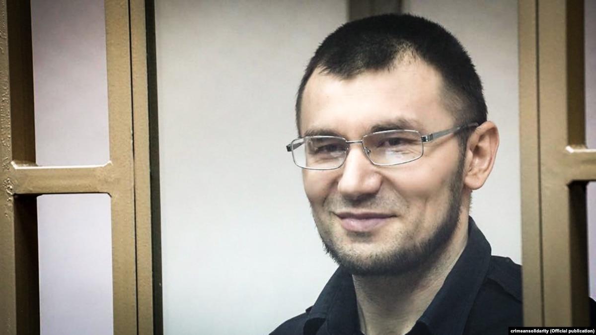 Три года заключения Эмир-Усеїна Куку – жена и дети посетили его в СИЗО