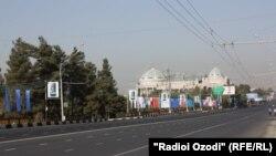 Душанбе дар рӯзҳои нишасти сарони СҲШ
