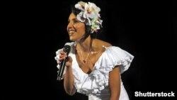 Украинская певица Джамала – победительница прошлого Евровидения