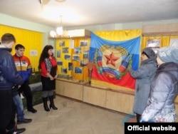 Виставка «Сльози Первомайська». Фото ЛуганскИнформЦентр