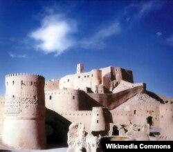 Bəm şəhəri zəlzələdən əvvəl