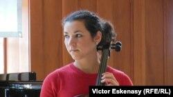 Natalia Costiuc la Kronberg im Taunus