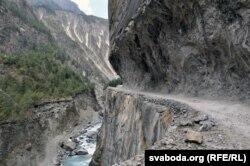 Шлях вакол Аннапурны, Нэпал