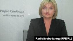 Ірина Луценко, архівне фото
