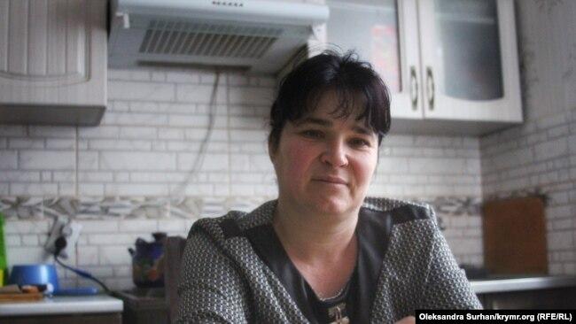 Гульнара Адилова, супруга имама Биляла Адилова
