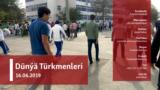 Turkmenistan - banner for World Turkmens 190617