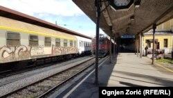 Železnička stanica u Beogradu