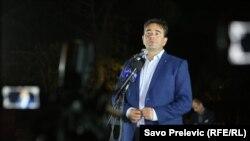 Nebojša Medojević, poslanik opozicionog Demokratskog fronta