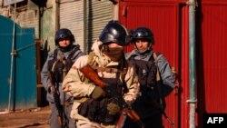 Forcat afgane te sigurise, foto nga arkivi