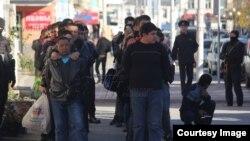 Мигранты из стран ЦА в Туле.