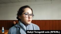 Фатима Якупбаева.