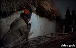 Хата Донщини в екранізації роману «Тихий Дон», 1957