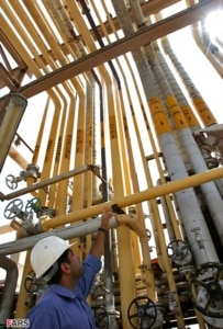 High prices for energy exports are bolstering the Iranian economy (Fars)
