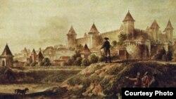 Cetatea Tighina (Foto: Centrul de Cultură și Istorie Militară, Chișinău)
