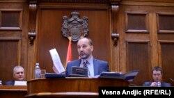 Moguća kandidatura za predsedničke izbore: Saša Janković
