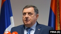 Član Predsjedništva BiH Milorad Dodik