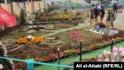 المعرض الأول للزهور في الناصرية