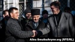 Ісмаїл Рамазанов і Олексій Ладін