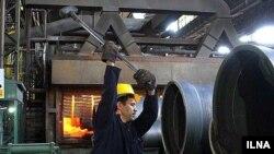 Մետաղյա խողովակներ արտադրող ձեռնարկություն Իրանում, արխիվ