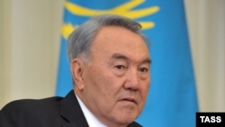 Қазақстан президенті Нұрсұлтан Назарбаев. Мәскеу, 15 мамыр 2012 жыл.