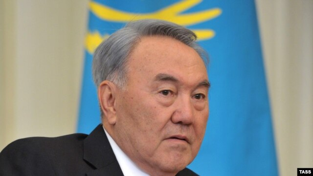 Some analysts suggest Kazakh President Nursultan Nazarbaev feels betrayed by his former protege. (file photo)
