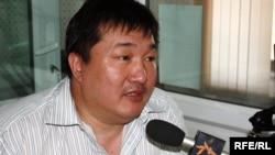 Депутат Курманбек Дыйканбаев.