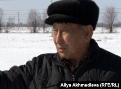 Тыныбек Кыдыркешев, фермер.