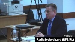Заступник голови Київського апеляційного господарського суду Володимир Андрієнко