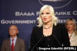 Ministarka Mihajlović tvrdi da u Srbiji nema zapostavaljenih izaboravljenih gradova