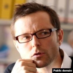 Марк Ґрубер (фото з особистого профілю на www.linkedin.com)