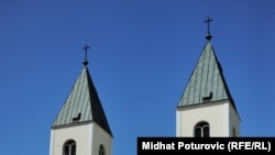 Scenes From Medjugorje -- June 25, 2011