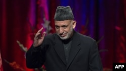 Afghan President Hamid Karzai welcomed Obama's omission of any mention of deadlines for Afghanistan to sign a Bilateral Security Agreement.