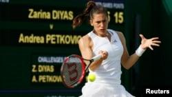 Андреа Петкович, неміс теннисшісі.
