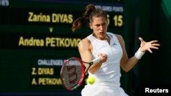 Теннисистка Андреа Петкович