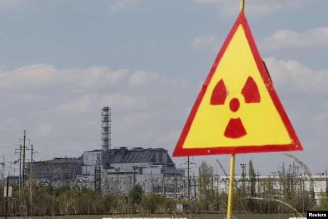 Thirty Years After Chernobyl, Ukraine Doubles Down On