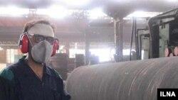 ۶۰۰ كارگر كارخانه لوله سازى خوزستان از ۱۵ ماه پيش حقوق دريافت نكرده اند.