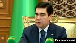 Prezident G.Berdimuhamedow hökümet maslahatynda, Aşgabat