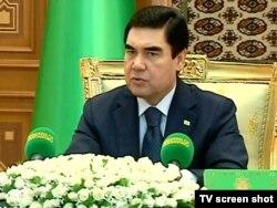 Президент Туркменистану Ґурбанґули Бердимухаммедов