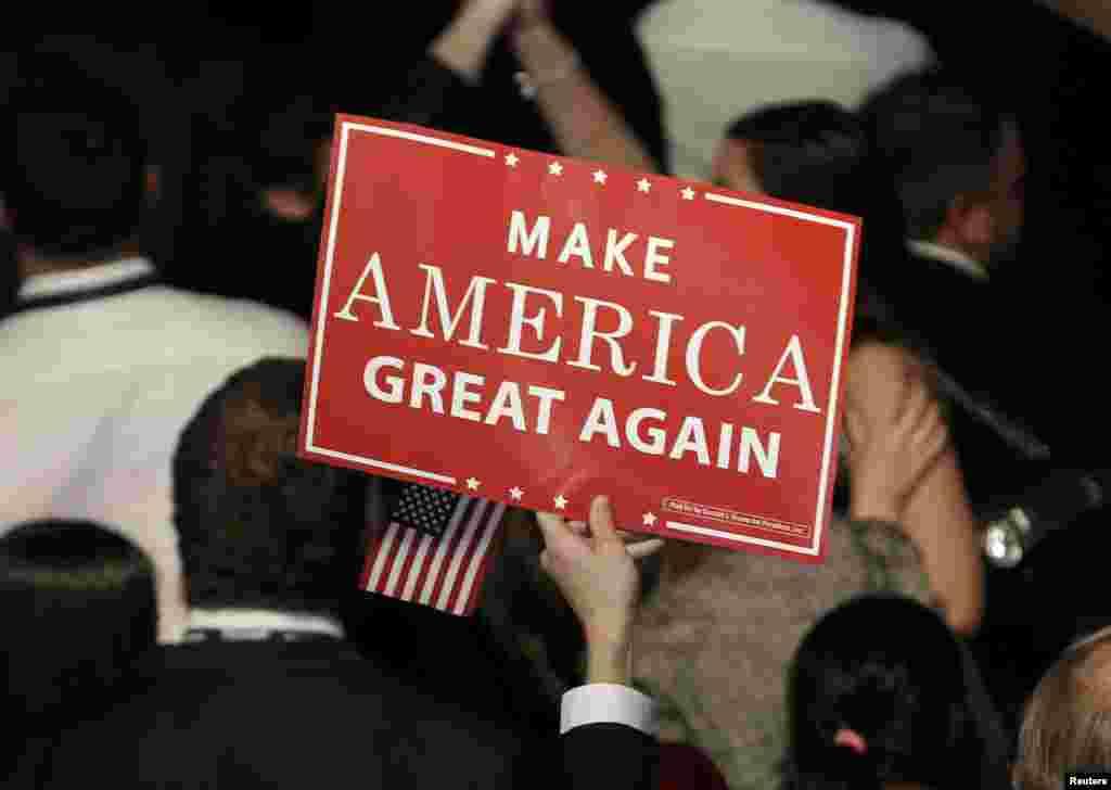 Неожиданно для многих в президентских выборах США, которые прошли 8 ноября,победил бизнесмен и мультимиллионер Дональд Трамп. Во время своей кампании он подчеркивал, что отличается от вашингтонских политиков и в целом выступает против истеблишмента, за хорошие отношения с Россией и против нелегальной миграции в США