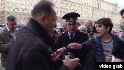 Задержание Феликса Глюкмана и Ислама Абдуллабекова