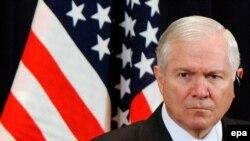 وزير الدفاع الأميركي روبرت غيتس